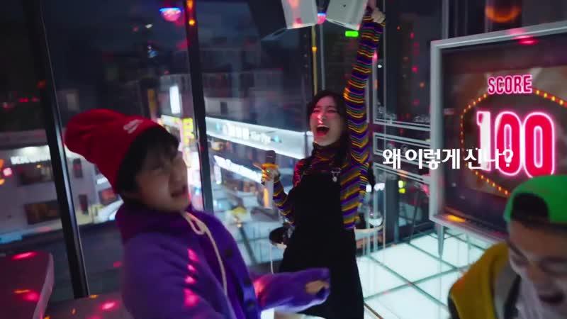 Реклама Coca-Cola с Сыльги из Red Velvet