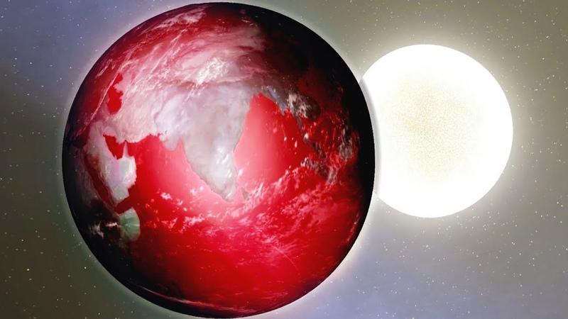 Открыта Планета монстр Которая может охватывать целые звезды