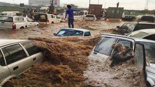 City Washed into the Sea! Flash flood in Arhavi, Artvin. Turkey flood 2021