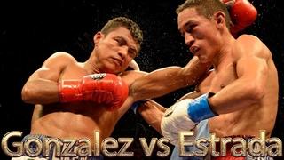 Roman Gonzalez vs Juan Francisco Estrada (Highlights)