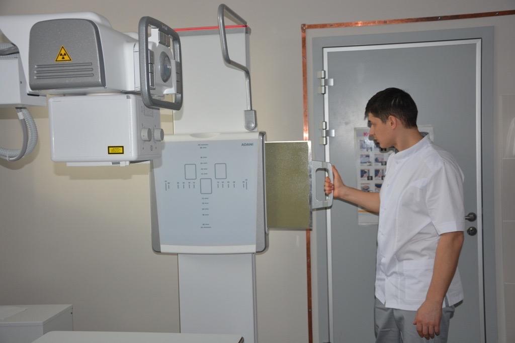 Установлено новое рентгеноборудование в двух учреждениях Бреста