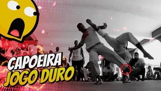 ⚠ Capoeira JOGO DURO e BONITO | MELHORES Momentos na RODA 🔥