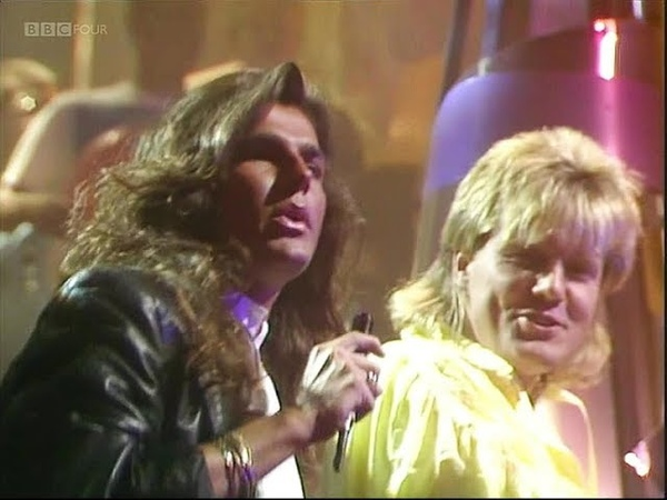 Modern Talking - Brother Louie 1986 (HQ Audio, Top Of The Pops)