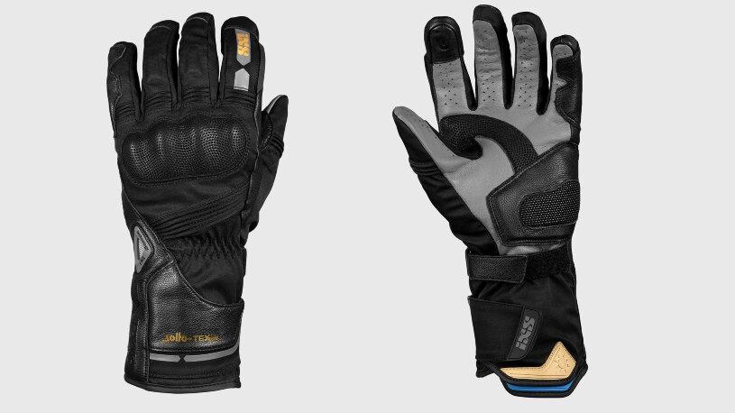 Мотоперчатки IXS Tour Glove Double-ST 1.0