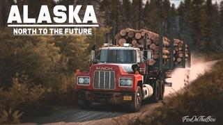 ATS Alaska Map - Incredible Logging Trip! | American Truck Simulator