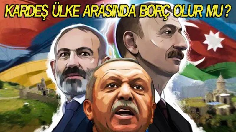 Rus Basını Yazdı Erdoğan Aliyev'e Azerbaycan Zaferinin Bedelini Ödetecek