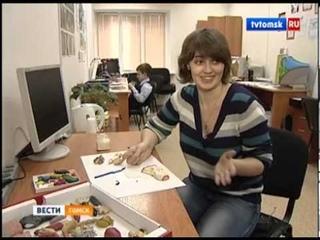 Мультфильмы о деревянном зодчестве, Вести-Томск