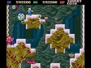 Arcade Longplay [321] Snow Bros. - Nick & Tom