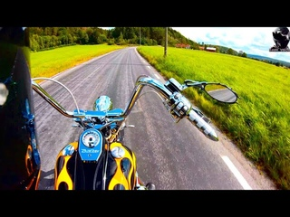 """Big Dog Motorcycles """"Pitbull"""" Test Ride and Specs"""