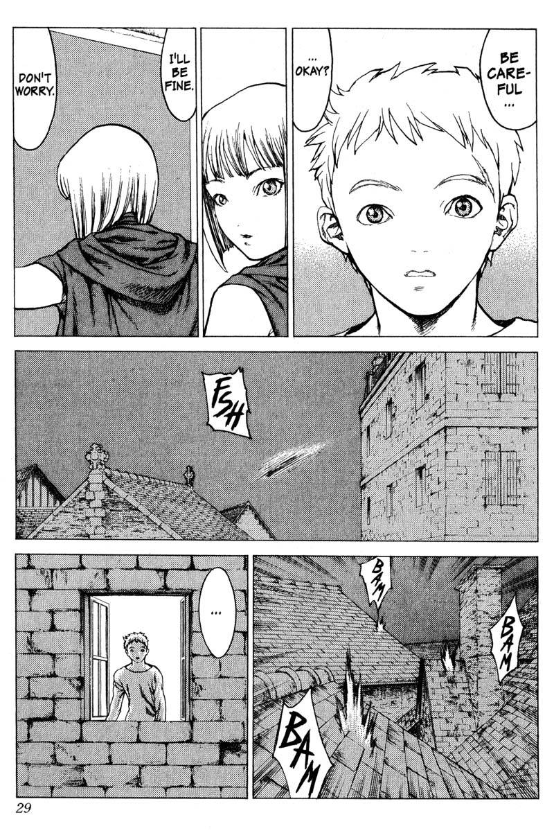 Claymore, Chapter 5, image #28