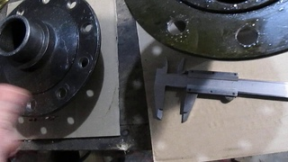 Установка блокироки БТР 60 на УАЗ спайсер