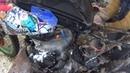 Как не нужно обкатывать двигатель Чуть не сгорел мотоцикл ABM Raptor 250 Убиваем мотоцикл