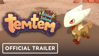 Temtem: Kisiwa Island - Official Update Trailer