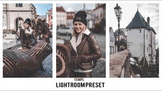 LIGHTROOM   PRESETS   TEMPL   SONY a6300   Instagram   Color grading lightroom   Обработка в лайтрум