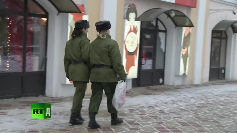 Женский батальон РГВВДКУ 14 серия