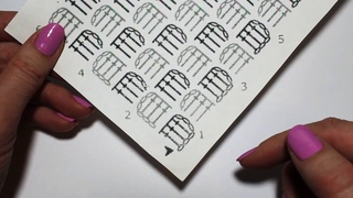 Вязание крючком в технике С2С