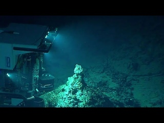 Mysterious sound came from underwater extraterrestrial base at the bottom of the Pacific Ocean