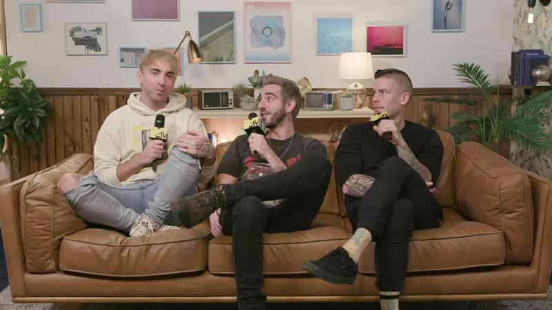 All Time Low on 'Some Kind of Disaster' Defining Their Legacy   MTV News