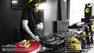 Techno Saturday!! The YellowHeads  Corona Live!!
