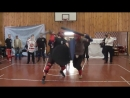 Russia Moscow Cup FSMB 2012 board and sword 20 fight щит Бабынин Саблин