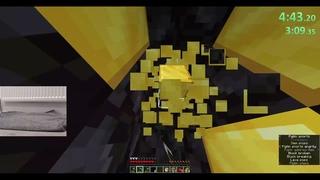 Minecraft  RSG WR 9:38
