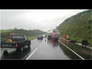 Incrementan accidentes asociados a la lluvia en Guatemala
