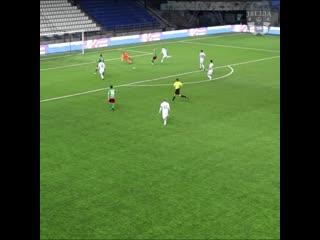 Классный голевой пас Рябокобыленко и гол Чунихина «Оренбургу-2»