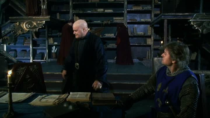 Проклятые короли 5 серий из 5 Les Rois maudits 2005 2 серия Узница Шато Гайара