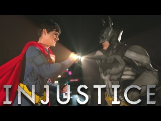 BATMAN vs SUPERMAN - INJUSTICE MUSIC VIDEO