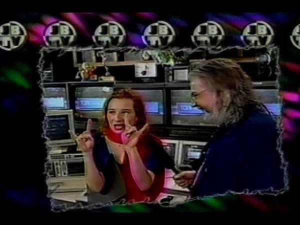Tori Amos on JBTV Chicago in 1996