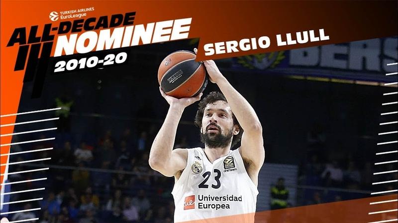 All Decade Nominee Sergio Llull