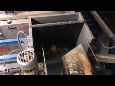 Upmatic Wicket Bagger Typ 2401 mit Kwik-Lok-Verschluss