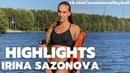 HIGHLIGHTS. IRINA SAZONOVA ИРИНА САЗОНОВА