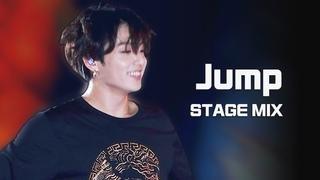 [BTS | 방탄소년단] JUMP 교차편집(Stage Mix) 가사 포함(Eng Lyrics)
