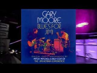 Gary Moore Blues For Jimi Hendrix Full Concert