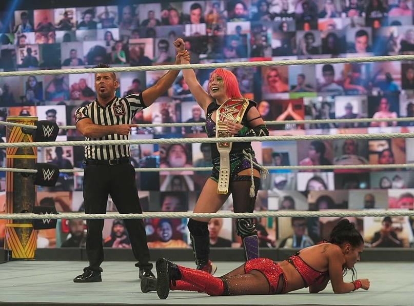 Результаты шоу WWE Clash Of Champions 2020, изображение №4