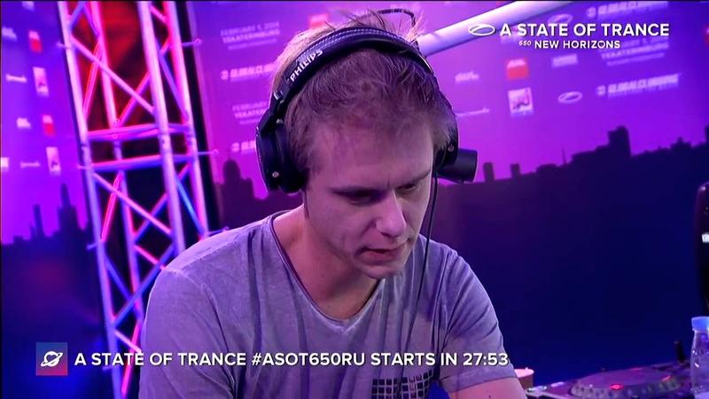 1 Armin van Buuren Warmup at ASOT650 Yekaterinburg 2014 720p