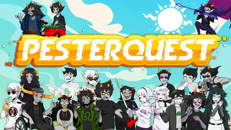 Pesterquest Full Season Epilogue Now Available