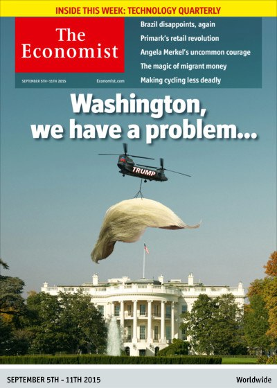 The Economist  - Audio Edition - (September 5, 2015)