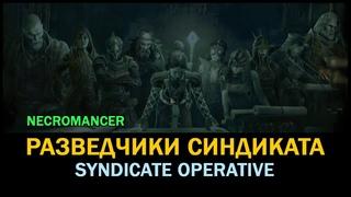[ Гайд ]  Necromancer / Syndicate Operative / Разведчики синдиката / Некромант