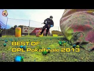 BEST OF DPL Pokalfinale 2013 by PAINTBALL-CHANNEL