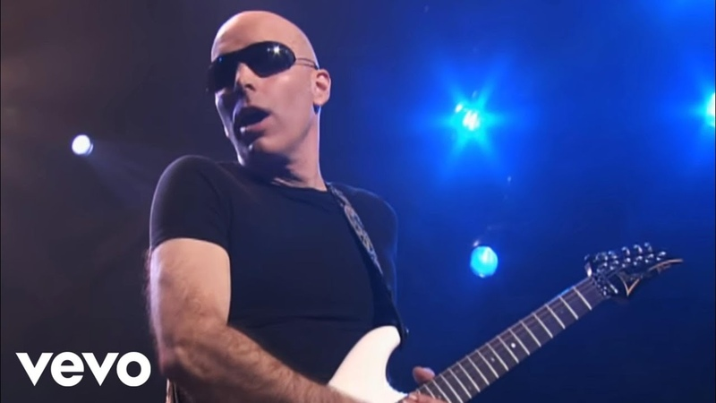Joe Satriani Flying In a Blue Dream from Satriani LIVE Official Video