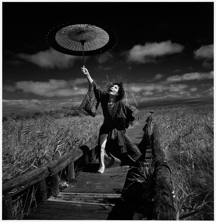 Казуо Оно. Фото Эйко Хосоэ.