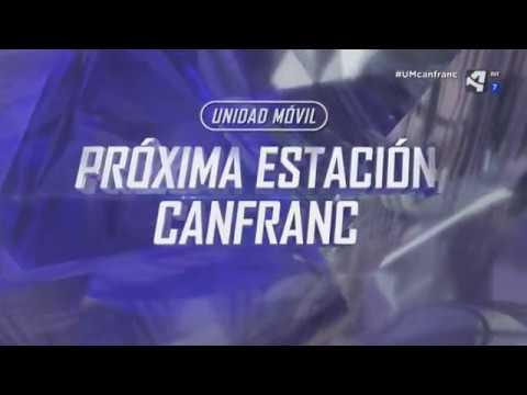 20180309 Próxima estación, Canfranc Unidad Móvil ARAGON TV