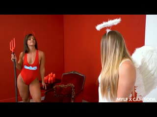 AJ Applegate and Kelsi Monroe (Heaven to Hell) 2020, Lesbians, HD 1080p