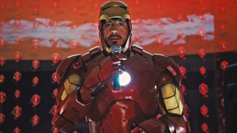Тони как ты ходишь в туалет в костюме Вот так Железный человек 2 2010