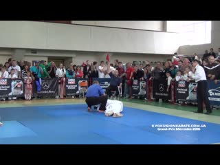 Knockout (ko) 5th open moldova cup grand-prix mercedes