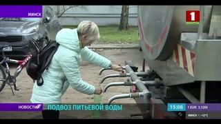 Волонтёры БРСМ нашего лицея на канале Беларусь 1