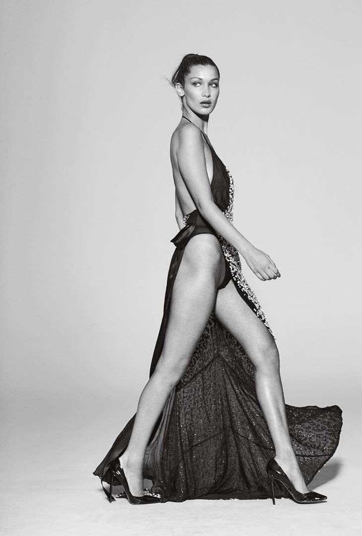 Красотка Белла Хадид и ее идеальное тело