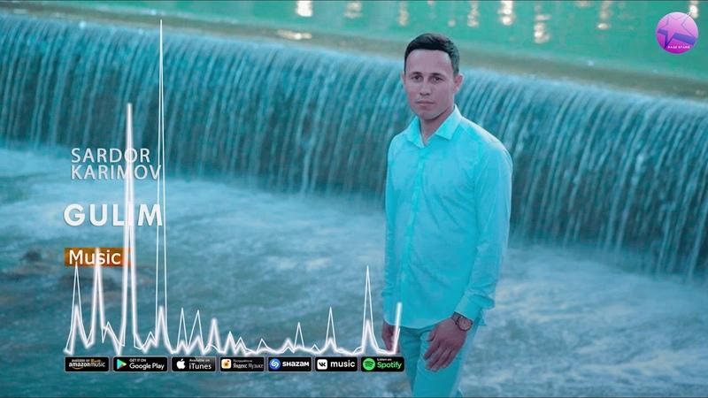 Sardor Karimov Gulim Сардор Каримов Гулим music version UydaQoling